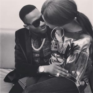 D'banj & Bonang - Dec 2014 - BellaNaija.com 01