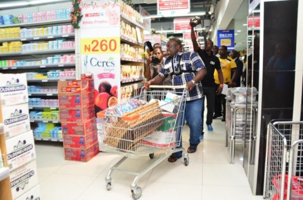 December Shopping Dash at Shoprite - Bellanaija - January2015001