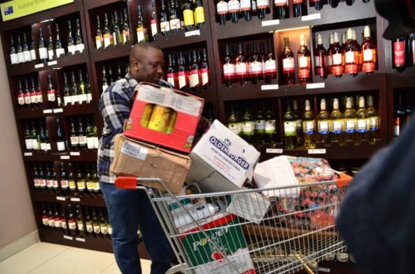 December Shopping Dash at Shoprite - Bellanaija - January2015002