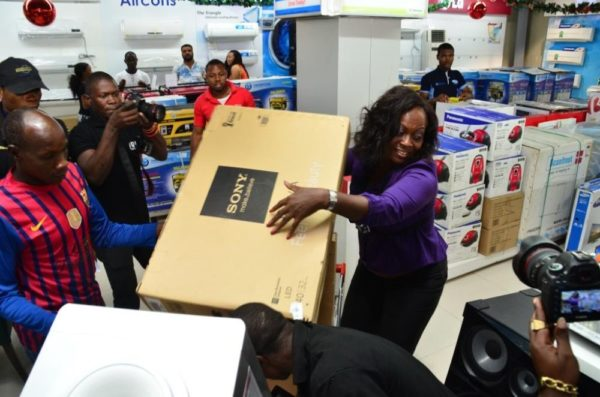 December Shopping Dash at Shoprite - Bellanaija - January2015006