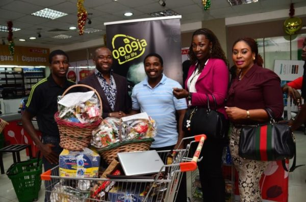 December Shopping Dash at Shoprite - Bellanaija - January2015014