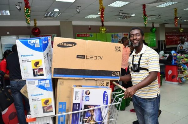 December Shopping Dash at Shoprite - Bellanaija - January2015015
