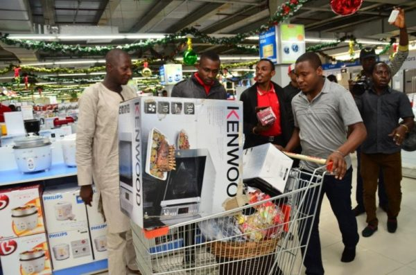 December Shopping Dash at Shoprite - Bellanaija - January2015016