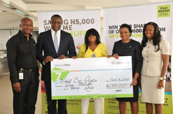 Violet Ese Okotie: N1million