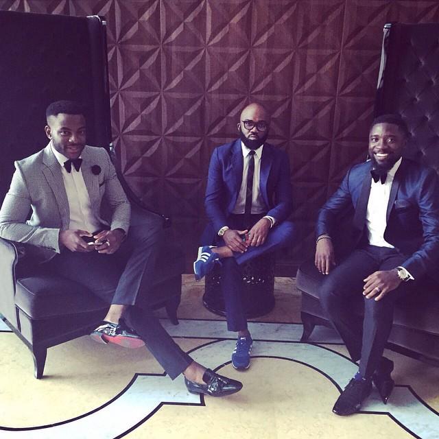 Ebuka, Noble Igwe, Olamide Adedeji 2