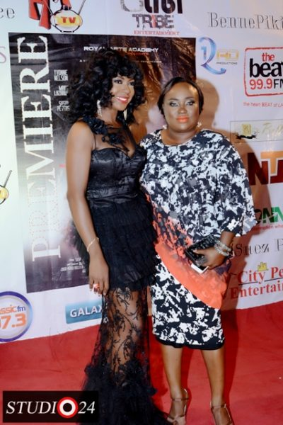 Susan Peters & Emem Isong