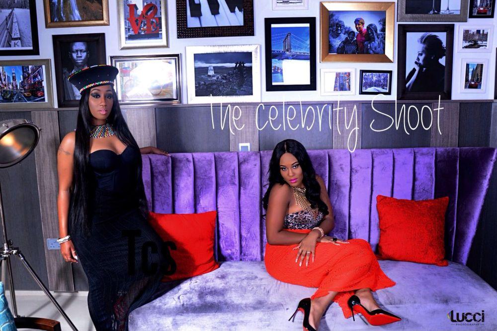 Emma Nyra & Victoria Kimani for The Celebrity Shoot Season 7 - Bellanaija - January2015001