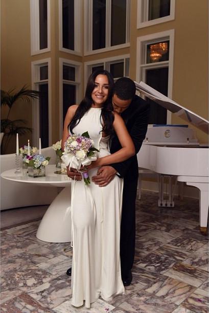 Eudoxie & Ludacris Wedding 2