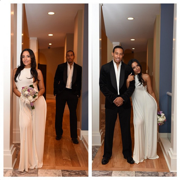 Eudoxie & Ludacris Wedding 3