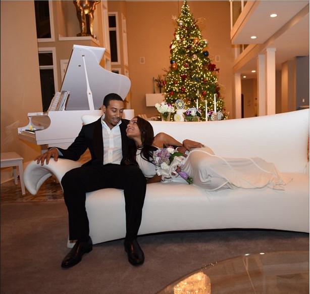 Eudoxie & Ludacris Wedding 4