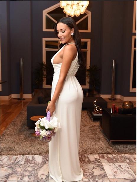 Eudoxie & Ludacris Wedding 5