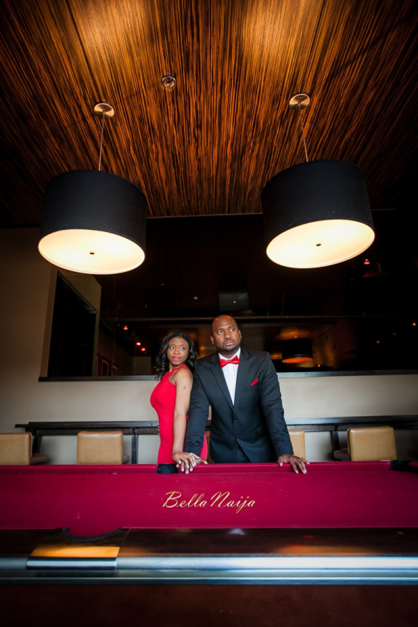 Funlola Agbi & Molade Maurice-Diya | BellaNaija Weddings January 2015 | Yoruba Nigerian Wedding in Los Angeles, California, USA 5