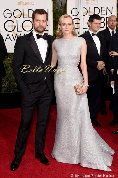 Joshua Jackson & Diane Kruger