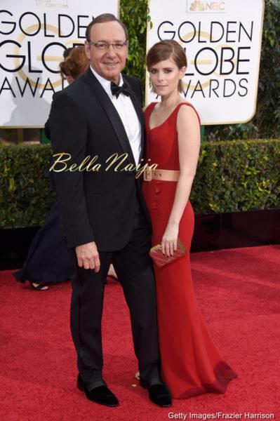 Kevin Spacey & Kate Mara