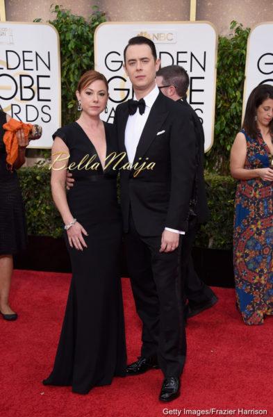 Colin Hanks & Samantha Bryant