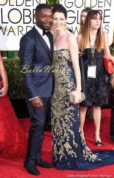 David Oyelowo & Jessica Oyelowo