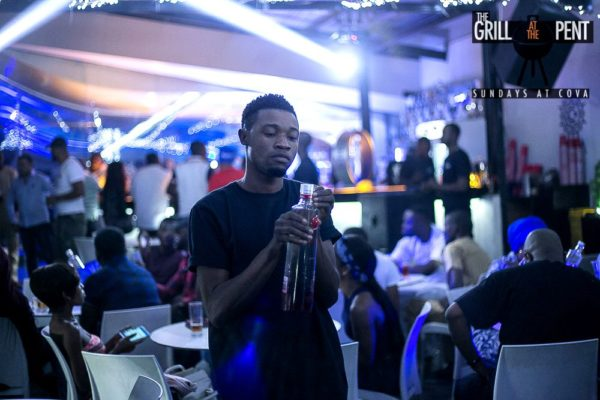 Grill at the Pent Anniversary Party - Bellanaija - January2015002
