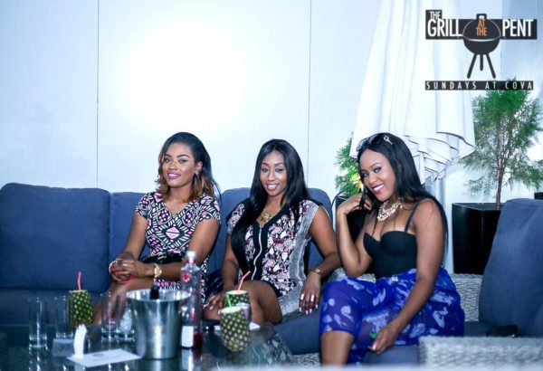 Grill at the Pent Anniversary Party - Bellanaija - January2015004
