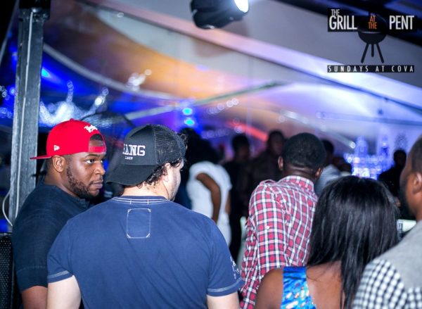 Grill at the Pent Anniversary Party - Bellanaija - January2015005
