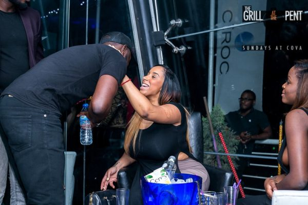 Grill at the Pent Anniversary Party - Bellanaija - January2015012