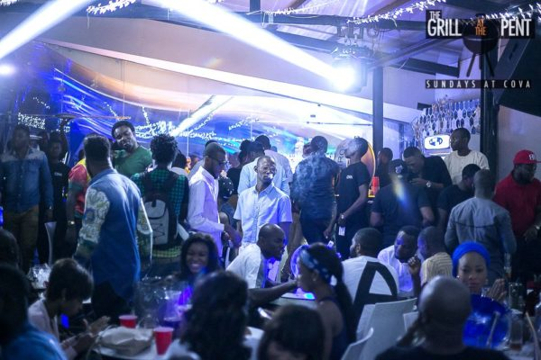 Grill at the Pent Anniversary Party - Bellanaija - January2015013