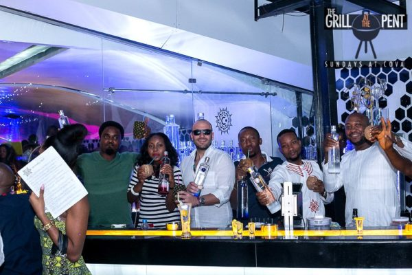 Grill at the Pent Anniversary Party - Bellanaija - January2015016