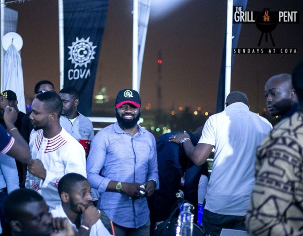 Grill at the Pent Anniversary Party - Bellanaija - January2015019