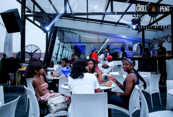 Grill at the Pent Anniversary Party - Bellanaija - January2015021
