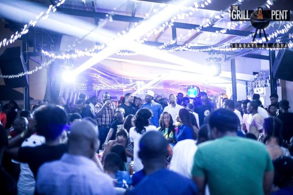 Grill at the Pent Anniversary Party - Bellanaija - January2015027