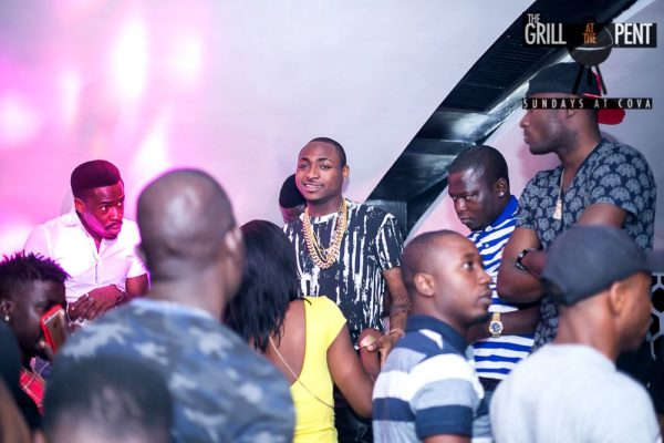 Grill at the Pent Anniversary Party - Bellanaija - January2015028