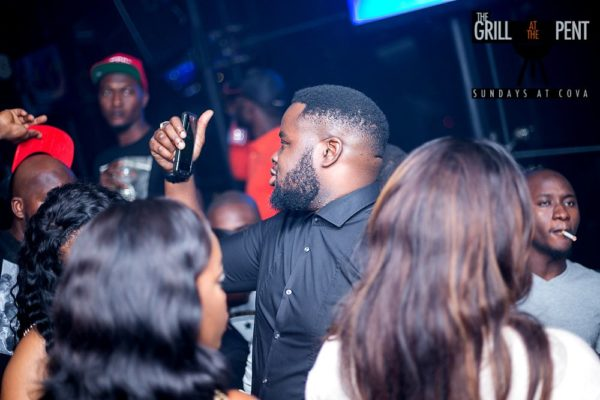 Grill at the Pent Anniversary Party - Bellanaija - January2015031
