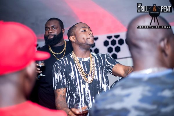 Grill at the Pent Anniversary Party - Bellanaija - January2015032