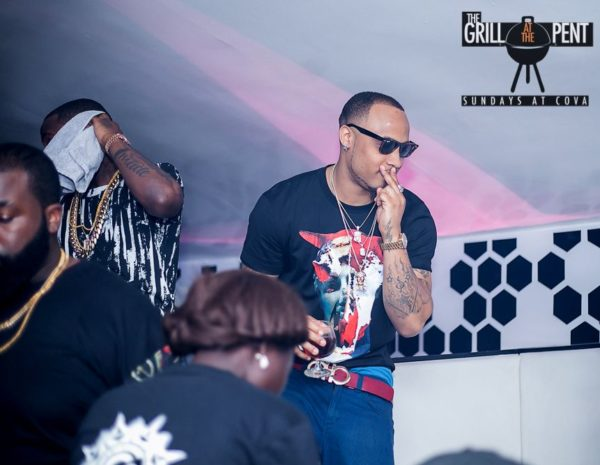 Grill at the Pent Anniversary Party - Bellanaija - January2015033
