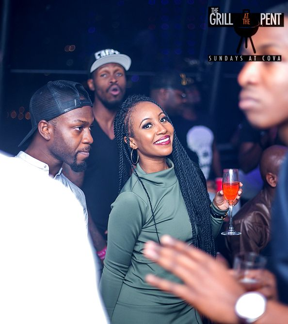 Grill at the Pent Anniversary Party - Bellanaija - January2015035