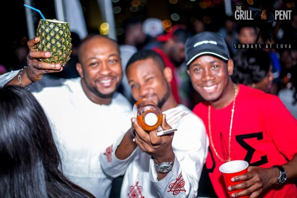 Grill at the Pent Anniversary Party - Bellanaija - January2015036