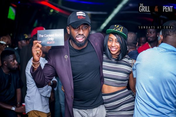 Grill at the Pent Anniversary Party - Bellanaija - January2015037