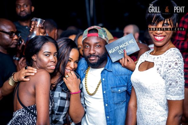Grill at the Pent Anniversary Party - Bellanaija - January2015039