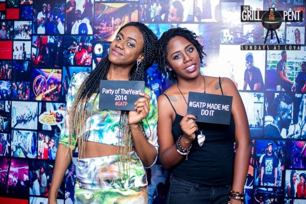 Grill at the Pent Anniversary Party - Bellanaija - January2015040