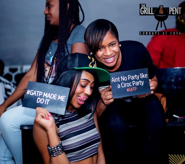 Grill at the Pent Anniversary Party - Bellanaija - January2015044