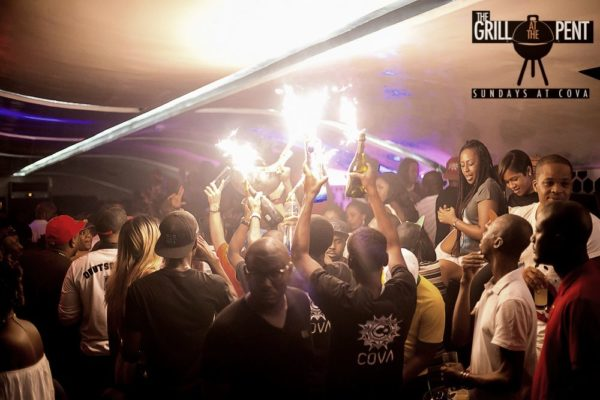 Grill at the Pent Anniversary Party - Bellanaija - January2015046