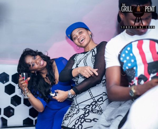 Grill at the Pent Anniversary Party - Bellanaija - January2015049