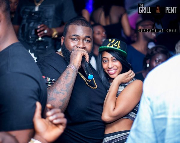 Grill at the Pent Anniversary Party - Bellanaija - January2015052