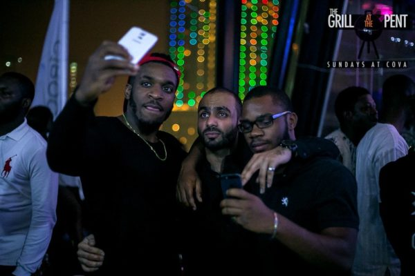 Grill at the Pent Anniversary Party - Bellanaija - January2015055