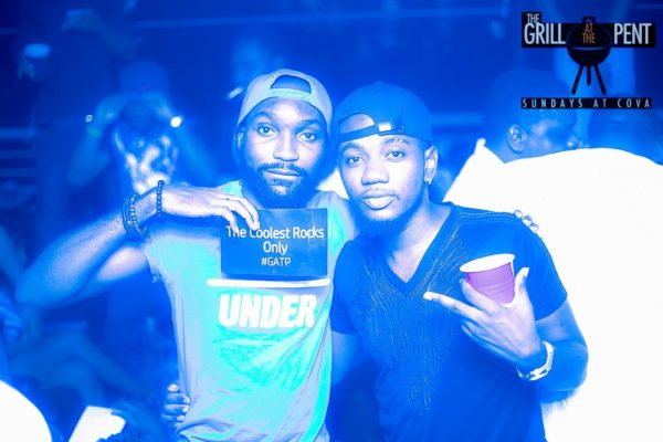 Grill at the Pent Anniversary Party - Bellanaija - January2015056