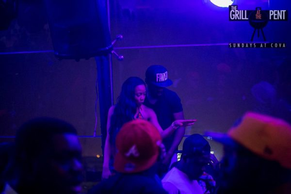 Grill at the Pent Anniversary Party - Bellanaija - January2015058