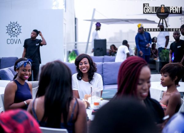Grill at the Pent Anniversary Party - Bellanaija - January2015061