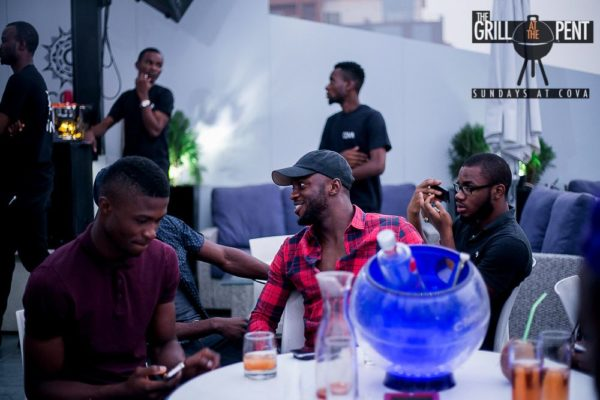 Grill at the Pent Anniversary Party - Bellanaija - January2015062