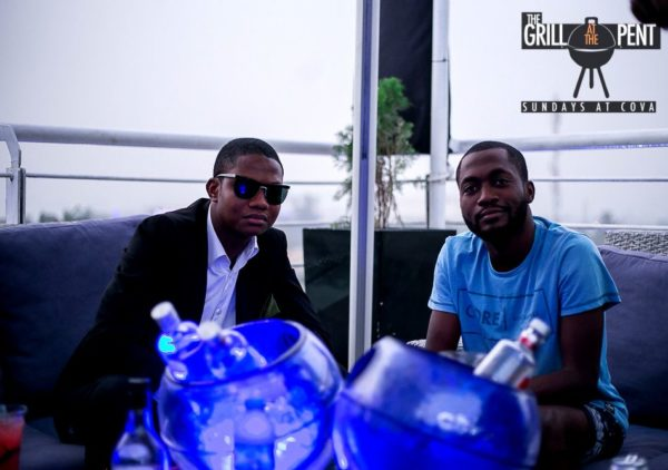 Grill at the Pent Anniversary Party - Bellanaija - January2015063