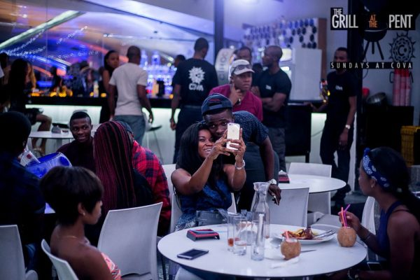 Grill at the Pent Anniversary Party - Bellanaija - January2015065