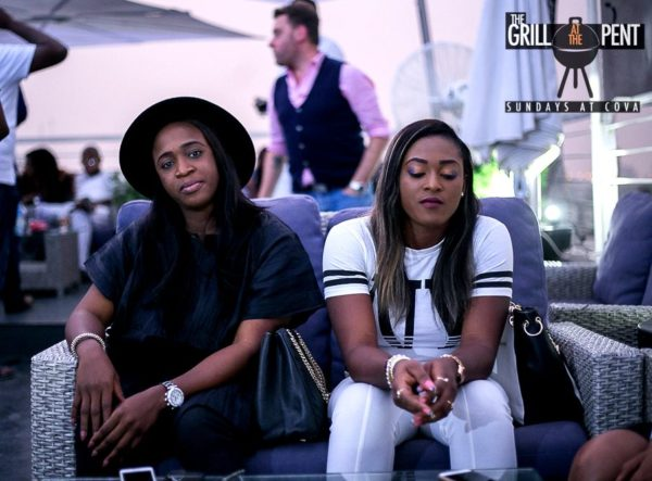 Grill at the Pent Anniversary Party - Bellanaija - January2015067